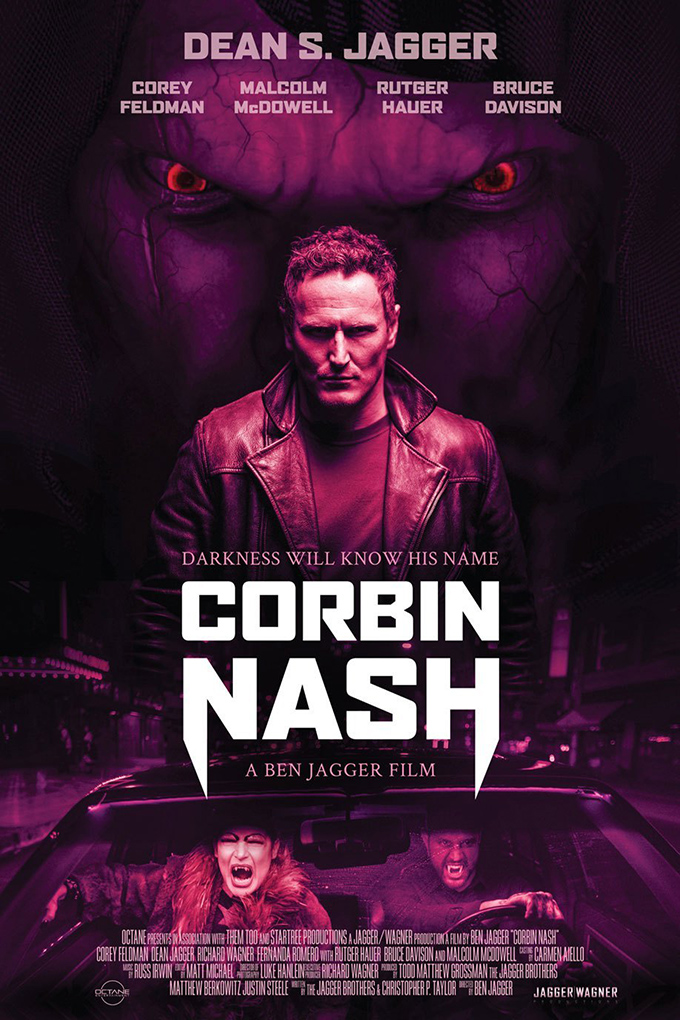 Corbin Nash [2018 USA & UK Movie] Action, Horror, Thriller