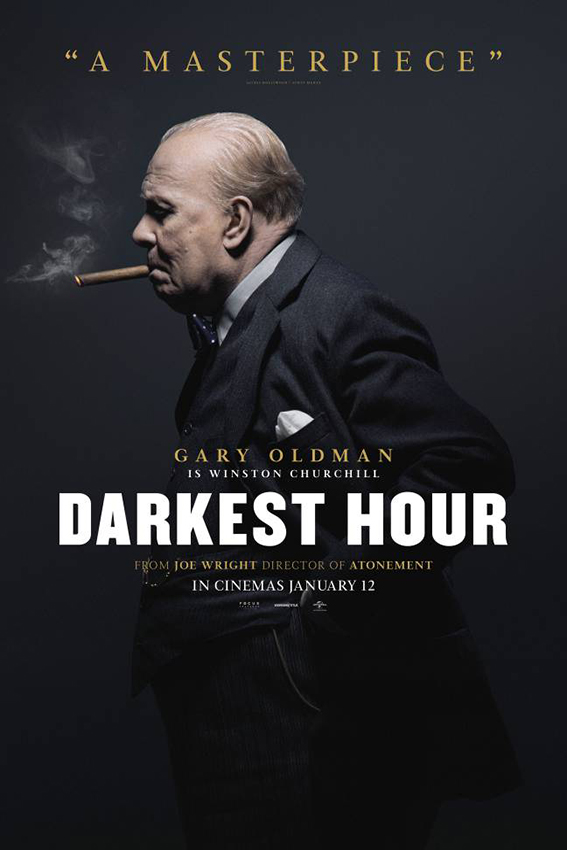 Darkest Hour [2017 USA & UK Movie] Biography, Drama, True Story