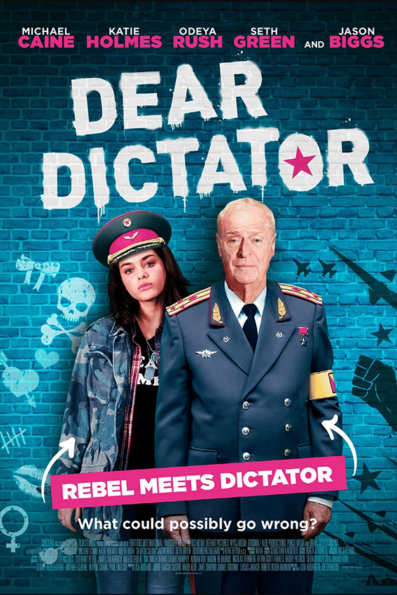 Dear Dictator [2018 USA Movie] Comedy