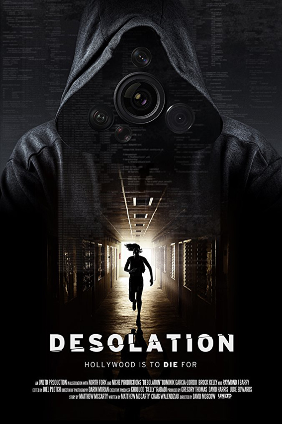 Desolation [2017 USA Movie] Drama, Horror, Thriller