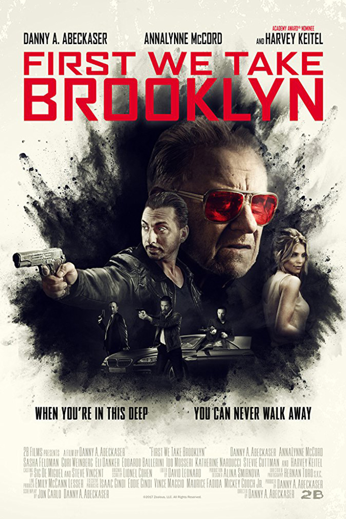 First We Take Brooklyn [2018 USA Movie] Action, Crime