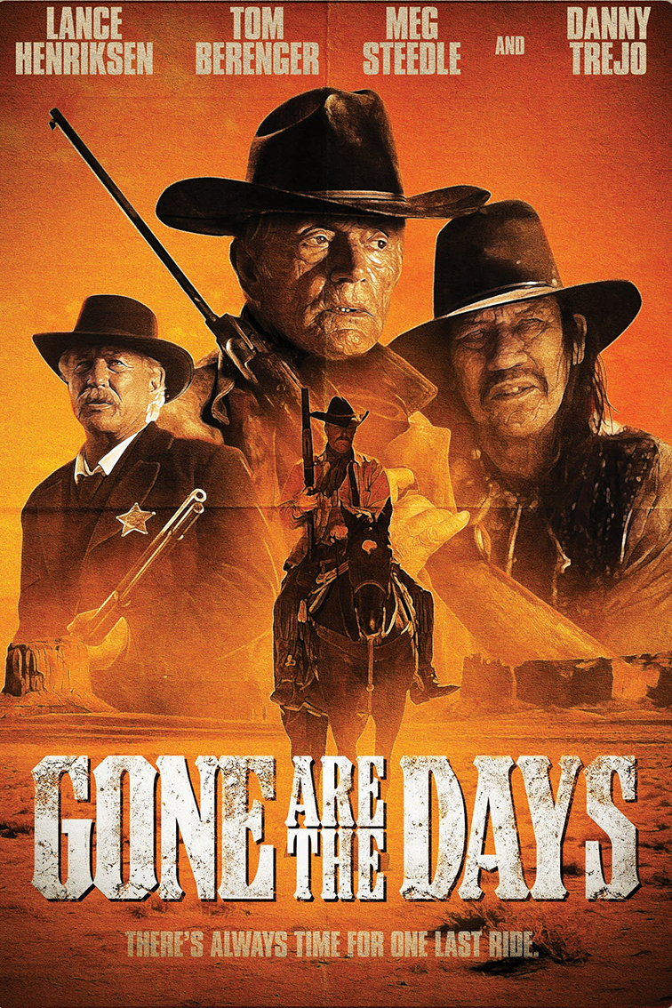 Gone Are The Days [2018 USA Movie] Western
