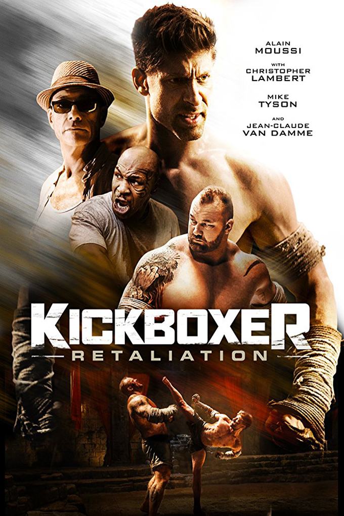 Kickboxer Retaliation [2018 USA Movie] Action, Drama