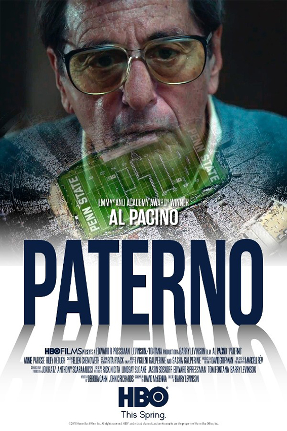 Paterno [2018 USA Movie] Drama, Biography, True Story