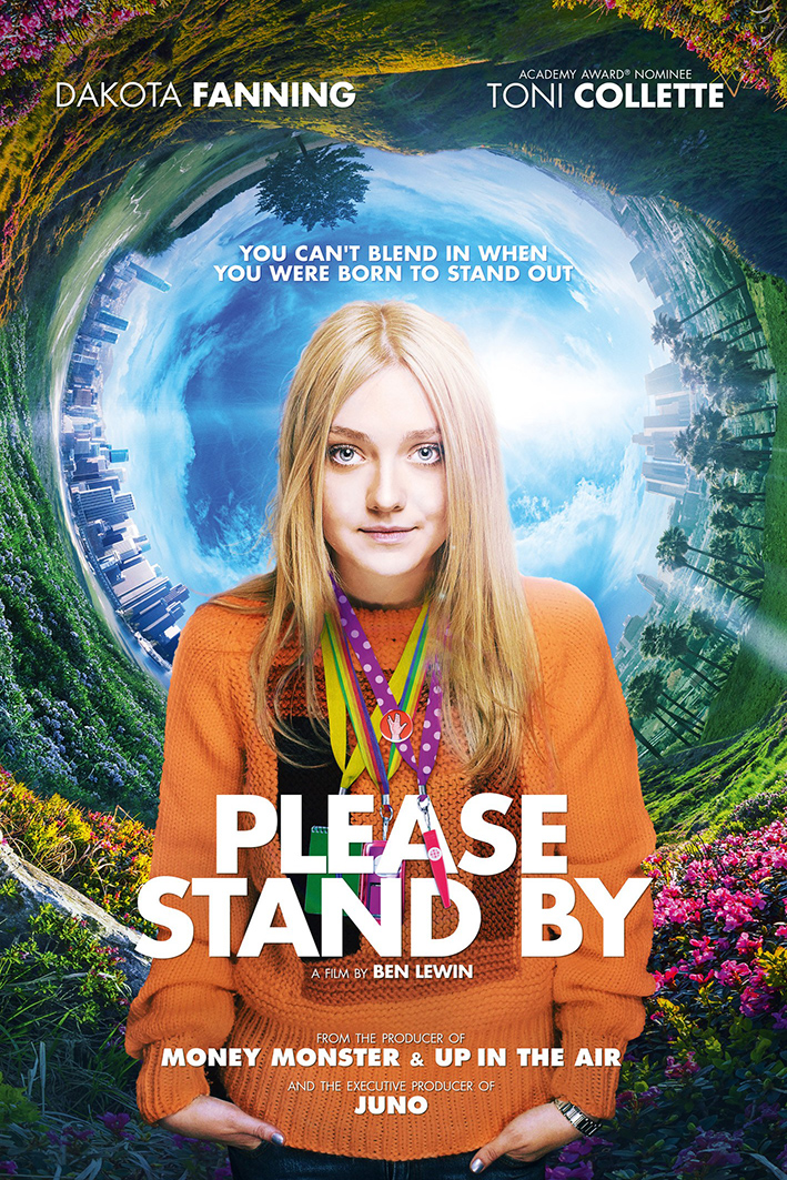 Please Stand By [2018 USA Movie] Comedy, Drama