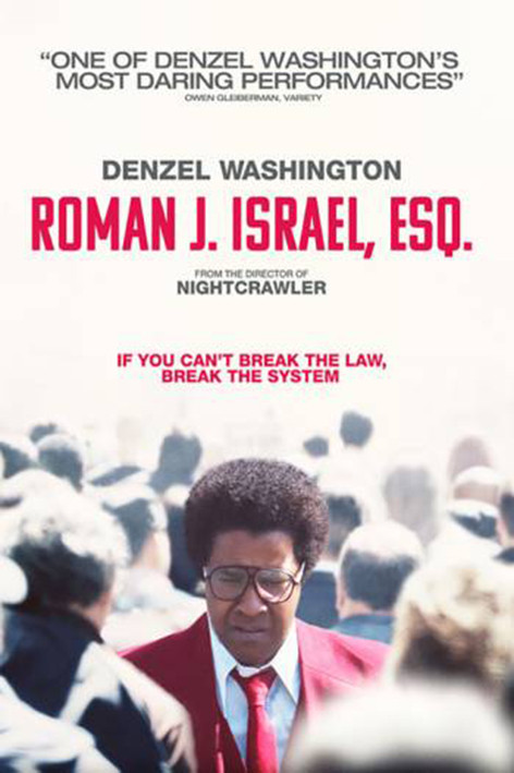 Roman J Israel Esq [2017 USA, Canada & United Arab Emirates Movie] Drama, Crime