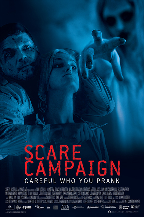 Scare Campaign [2016 Australia Movie] Horror