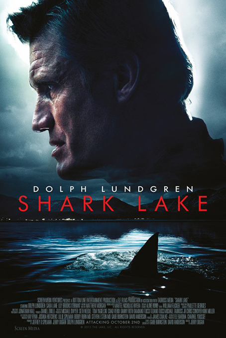 Shark Lake [2015 USA Movie] Action, Thriller