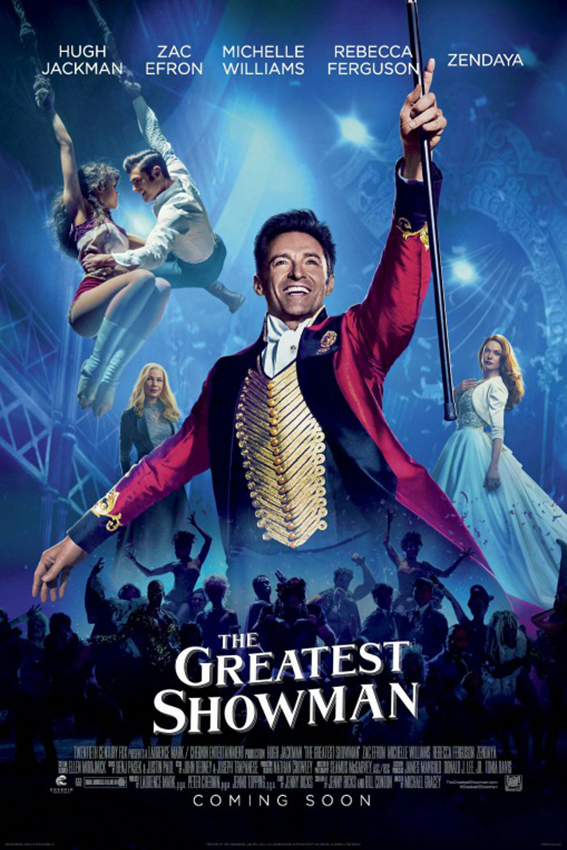 The Greatest Showman [2017 USA Movie] Biography, Drama, Musical