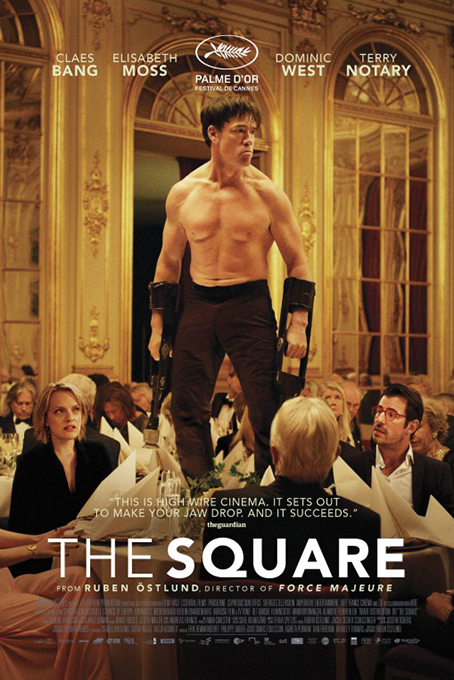 The Square [2017 USA Movie] Comedy, Drama