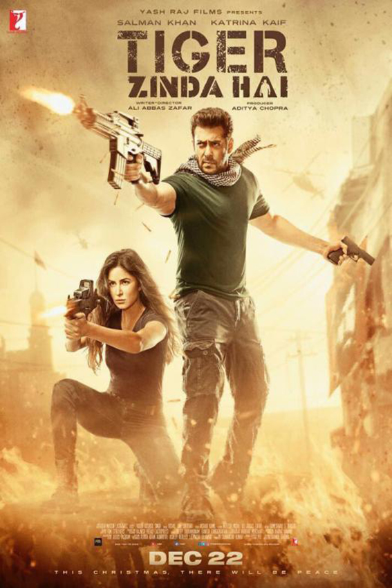 Tiger Zinda Hai [2017 India Movie] Hindi Action, Thriller, True Story