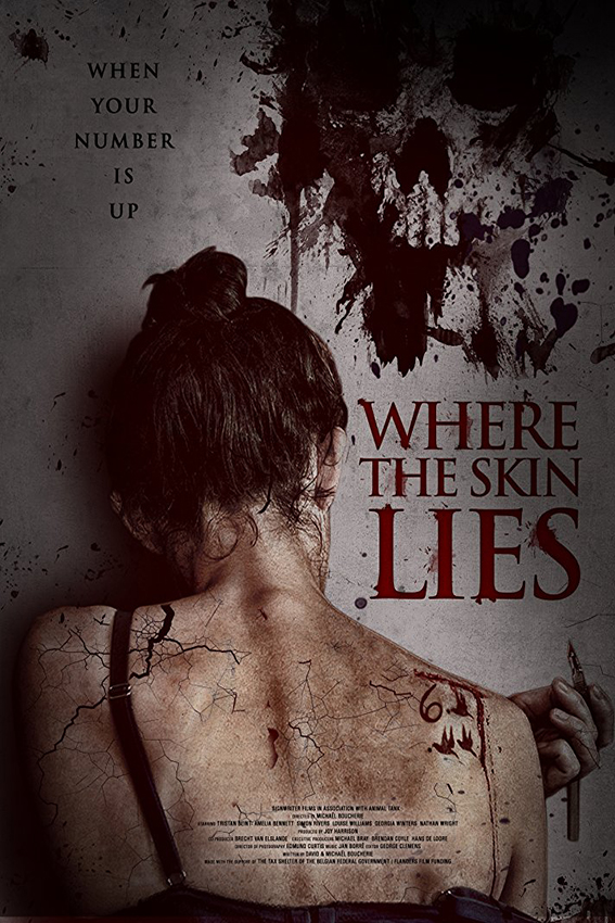 Where The Skin Lies [2017 UK Movie] Horror, Thriller
