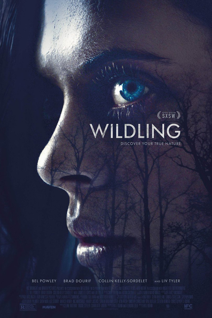 Wildling [2018 USA Movie] Fantasy, Horror