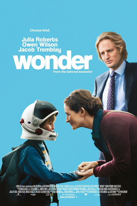 Wonder [2017 USA Movie] Drama, Family