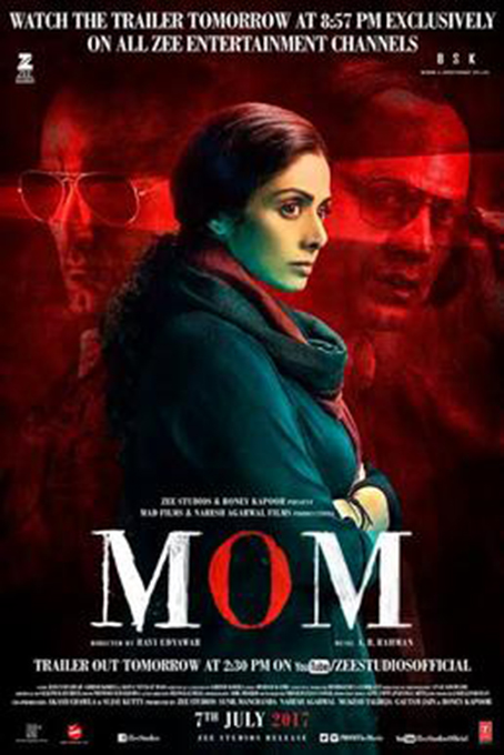 Mom [2017 India Movie] Action, Crime, Drama
