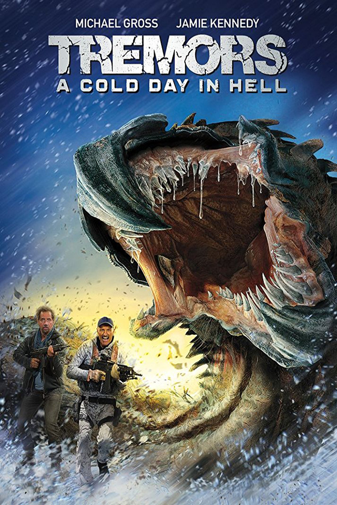Tremors A Cold Day in Hell [2018 USA & South Africa Movie] Action, Comedy, Thriller