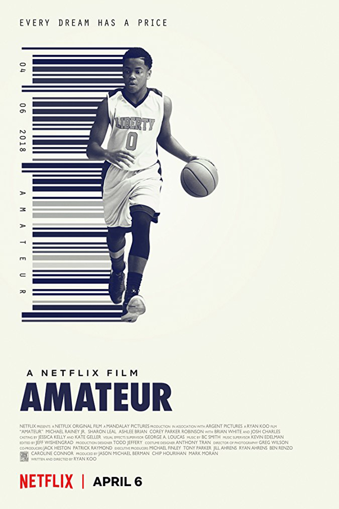 Amateur [2018 USA Movie] Sport, Drama