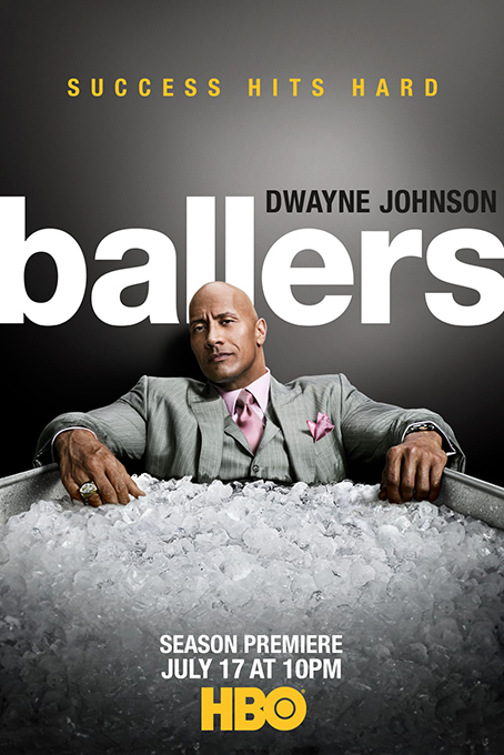 Ballers SEASON 3 Complete [2015 – Current USA Series]