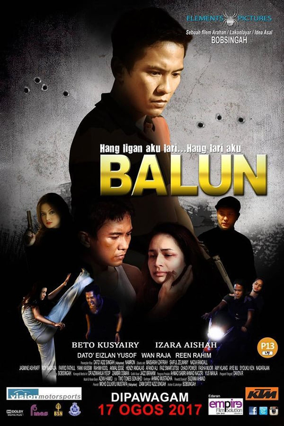 Balun [2017 Malaysia Movie] Drama, Action