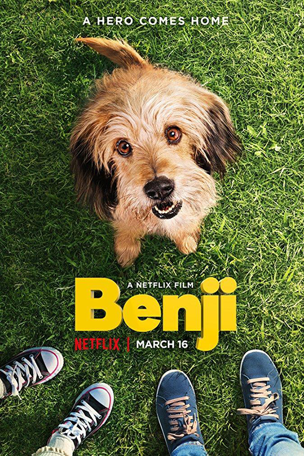 Benji [2018 USA & United Arab Emirates Movie] Drama, Family, Crime