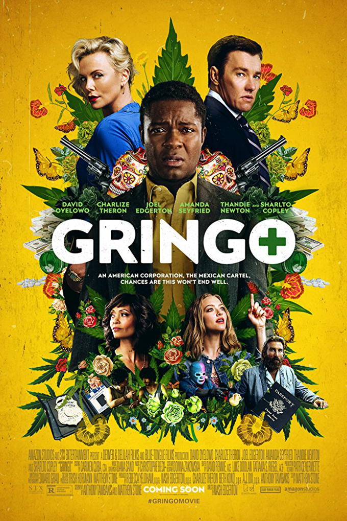 Gringo [2018 USA & Australia Movie] Action, Comedy, Crime