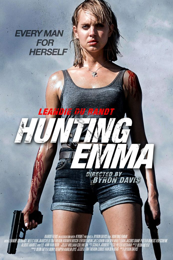 Hunting Emma [2018 South Africa Movie] Action, Thriller