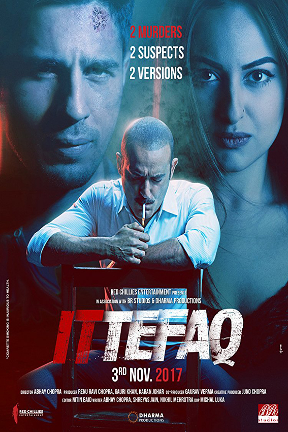 Ittefaq [2017 India Movie] Mystery, Thriller