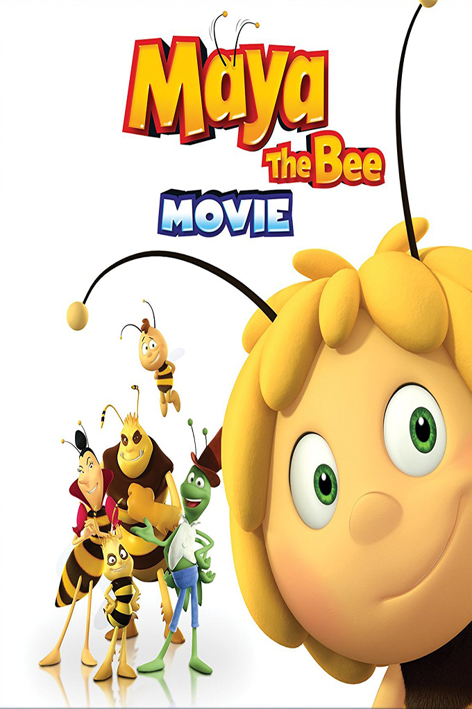 Maya The Bee Movie [2015 Germany & Australia Movie] Animation, Family