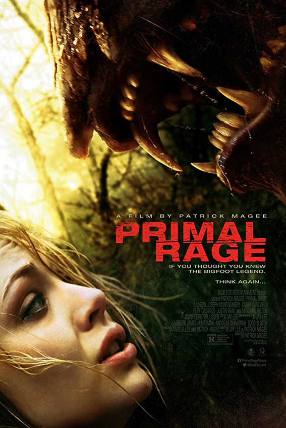 Primal Rage [2018 USA Movie] Horror