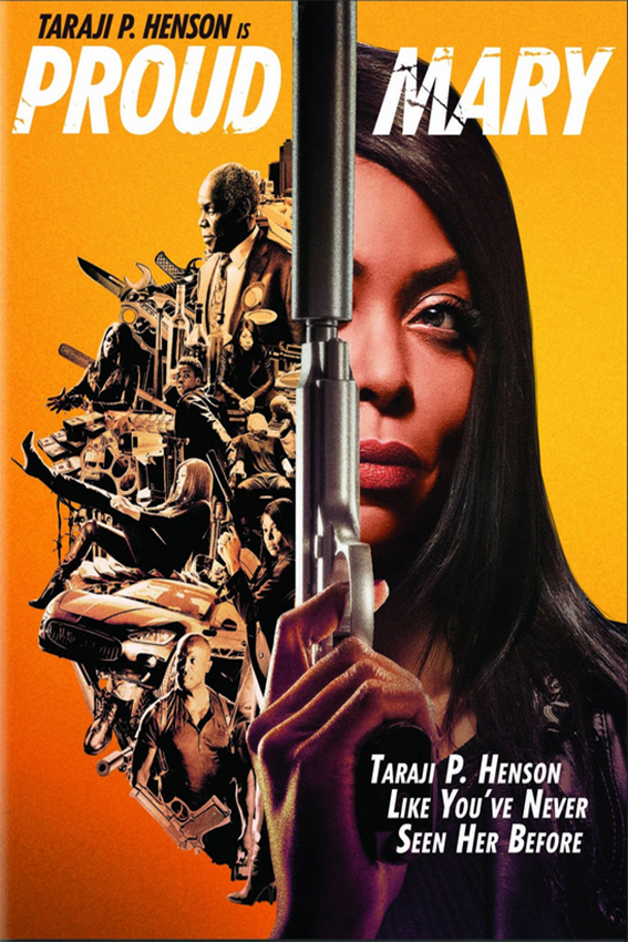 Proud Mary [2018 USA Movie] Action, Crime, Thriller