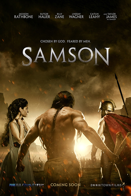 Samson [2018 USA & South Africa Movie]  Action, Drama
