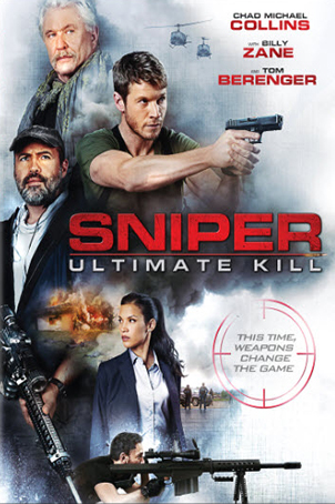 Sniper: Ultimate Kill [2017 USA Movie] Action, Thriller