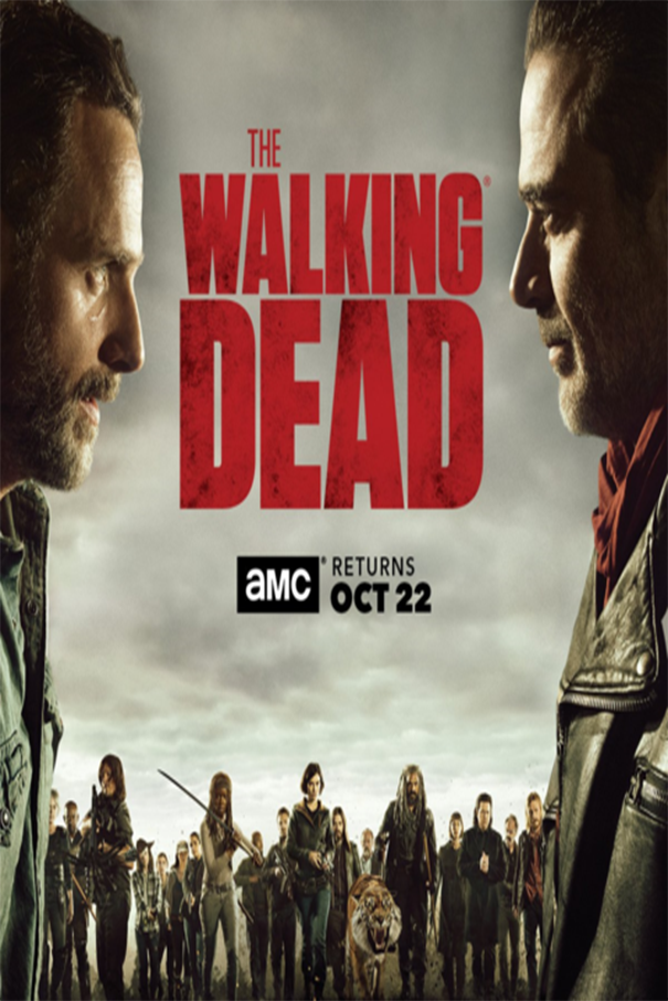 The Walking Dead SEASON 8 Complete [2010 – Current USA Series]