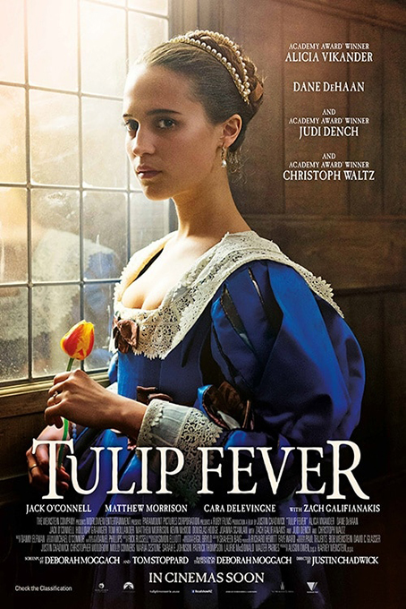 Tulip Fever [2017 USA & UK Movie] Drama, Romance