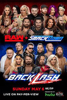 WWE Backlash 2018 [2018 USA Show] Sport