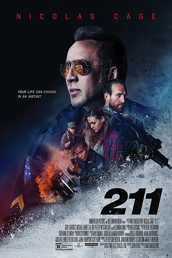 211  [2018 USA Movie] Action
