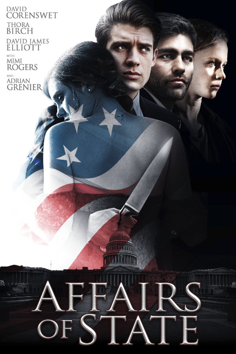 Affairs of State [2018 USA Movie]  Drama