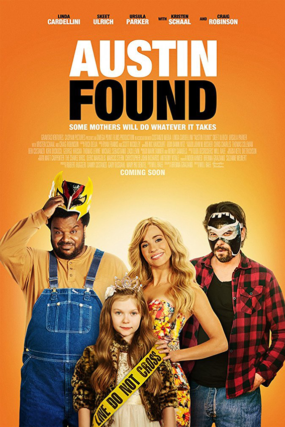 Austin Found [2017 USA Movie] Comedy, Drama