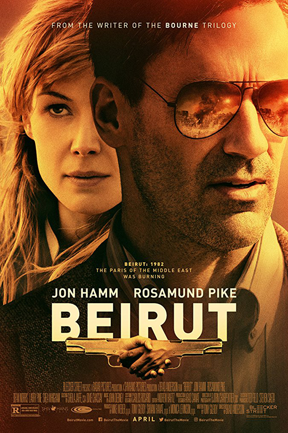 Beirut [2018 USA Movie] Drama, Thriller