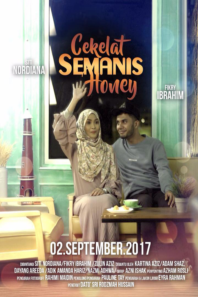 Cekelat Semanis Honey [2017 Malaysia Movie] Drama, Comedy, Romance