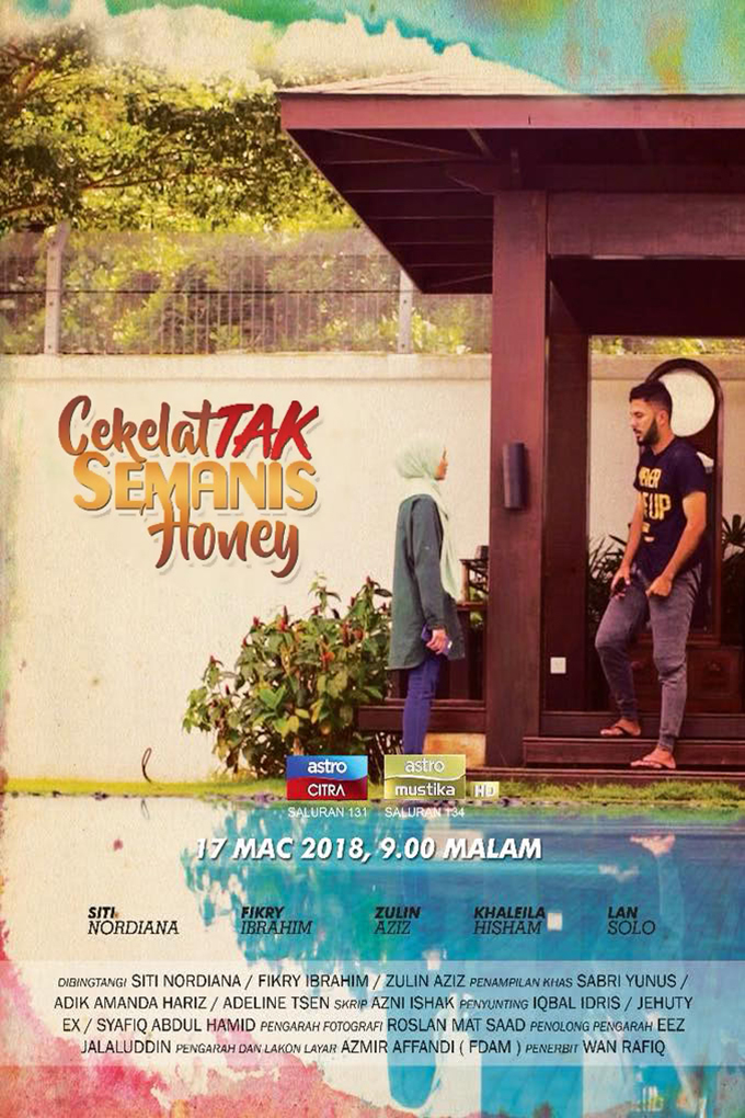 Cekelat Tak Semanis Honey  [2018 Malaysia Movie]  Drama, Comedy, Romance
