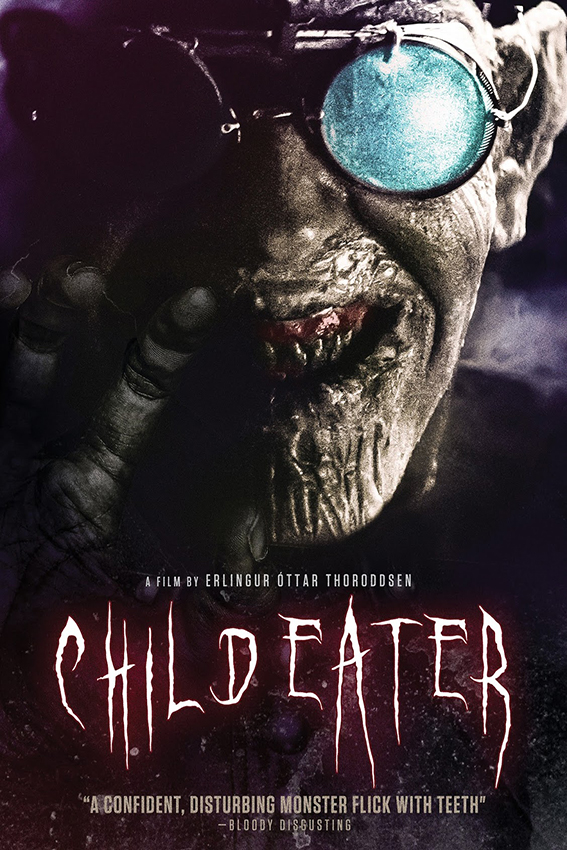 Child Eater [2016 USA & Iceland Movie] Horror