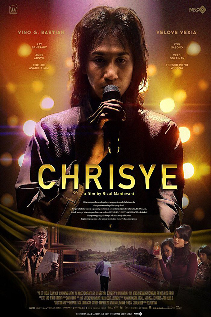 Chrisye [2017 Indonesia Movie] Drama, Musical
