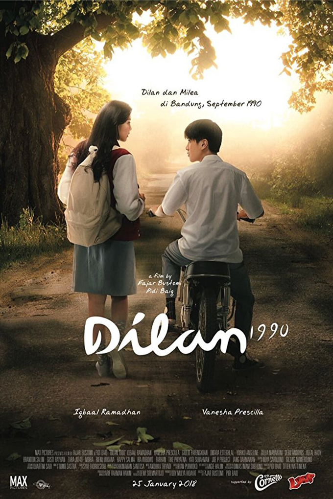Dilan 1990 [2018 Indonesia Movie] Drama, Romance