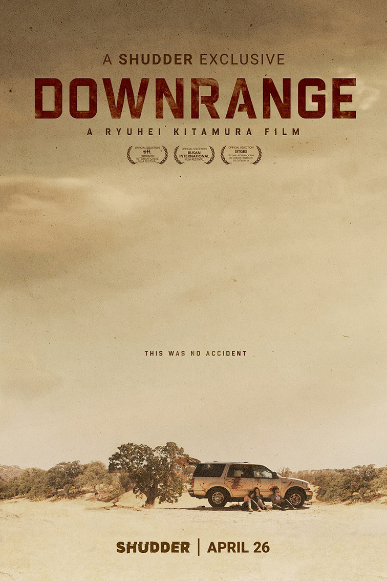Downrange [2018 USA & Japan Movie] Horror, Thriller
