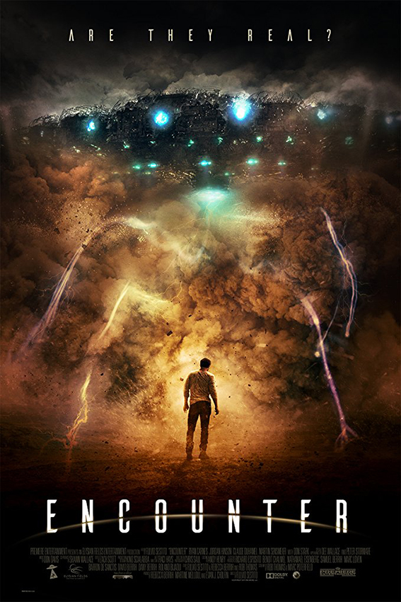 Encounter [2018 USA Movie] Mystery, Sci Fi , Thriller