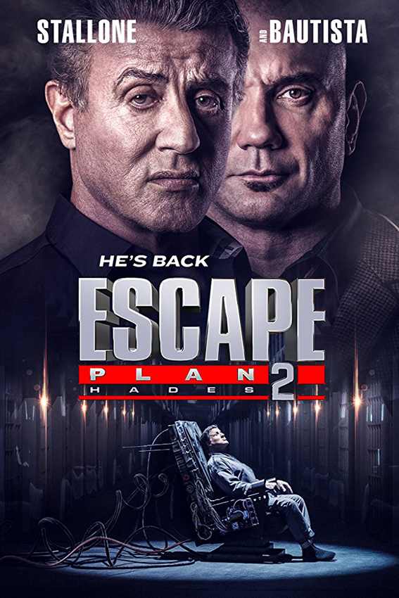 Escape Plan 2 Hades [2018 USA & China Movie] Action