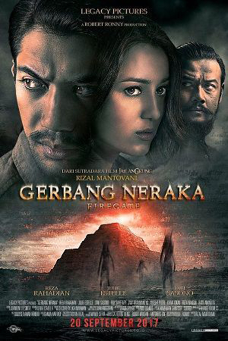 Gerbang Neraka [2017 Indonesia Movie] Fantasy, Thriller