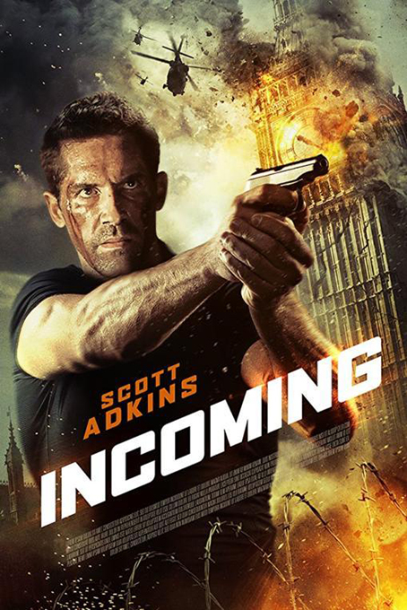 Incoming [2018 USA & Serbia Movie] Action, Sci Fi, Thriller