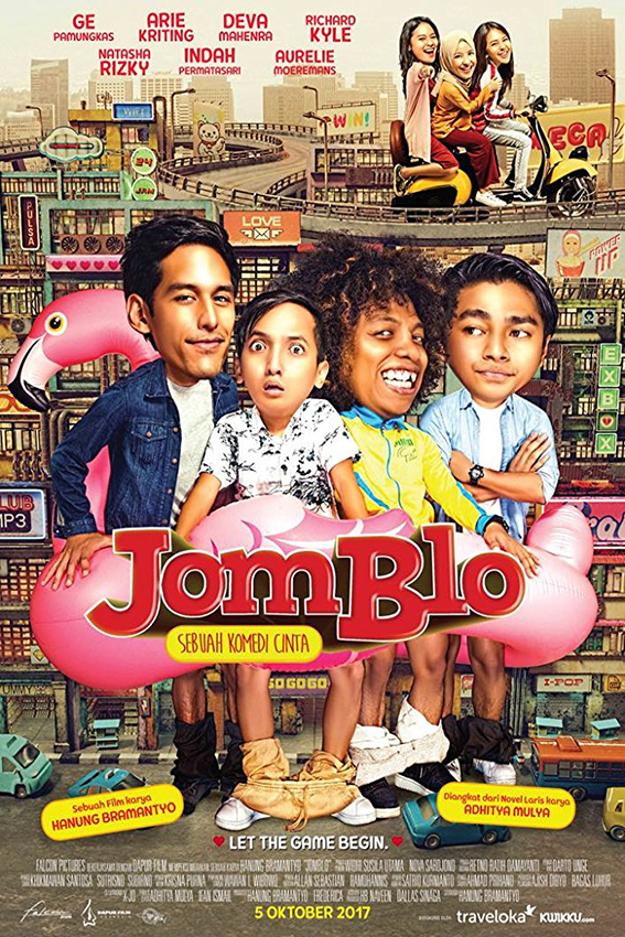 Jomblo [2017 Indonesia Movie] Comedy
